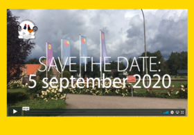Save the date: 5 sept 2020