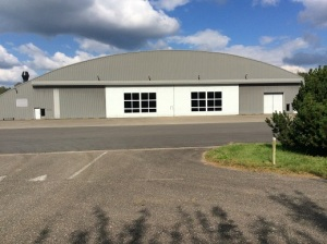 foto hangar Oneto